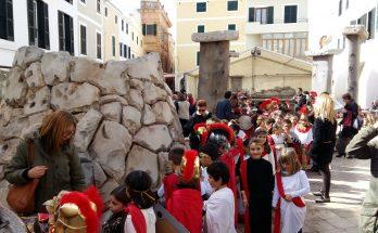 Carnaval 2017, dedicat a la Menorca talaiòtica