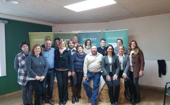 Presentació del Farmers&Co Menorca-Mallorca-Ibiza-Formentera. Foto Sa Cooperativa del Camp de Menorca.