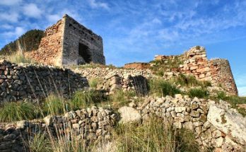Castell de Sent Agayz (Santa Àgueda)