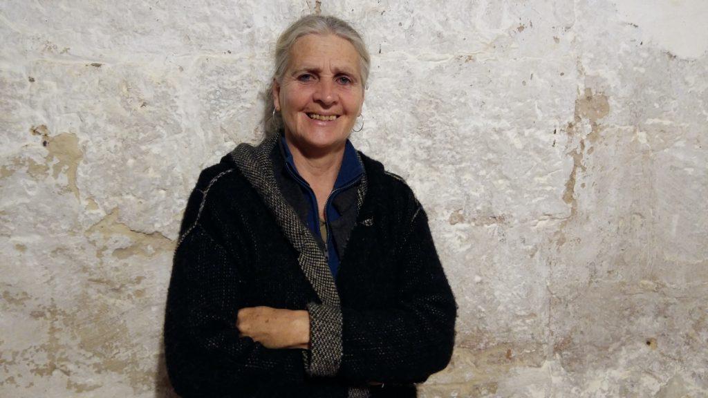 Laetitia Sauleau -Lara-. Foto Joan Mascaró M.