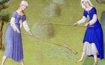 Barreja ètnica dins l'època medieval