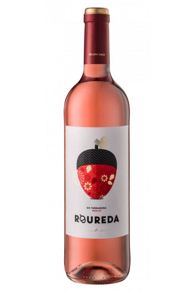 Vi Roureda-rosat-merlot