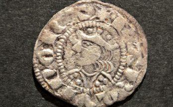 Velló de plata amb l'imatge de Jaume II