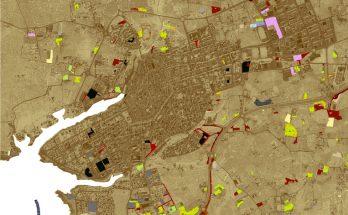 Canvis de coberta succeïts entre el 2007 i el 2015 a l'entorn de Ciutadella.