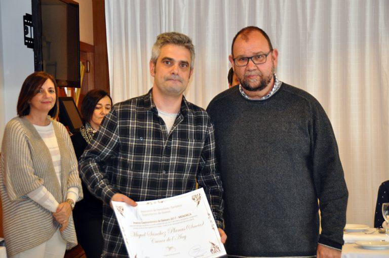 Miquel Sánchez Planas, cuiner de Smoix (Ciutadella)