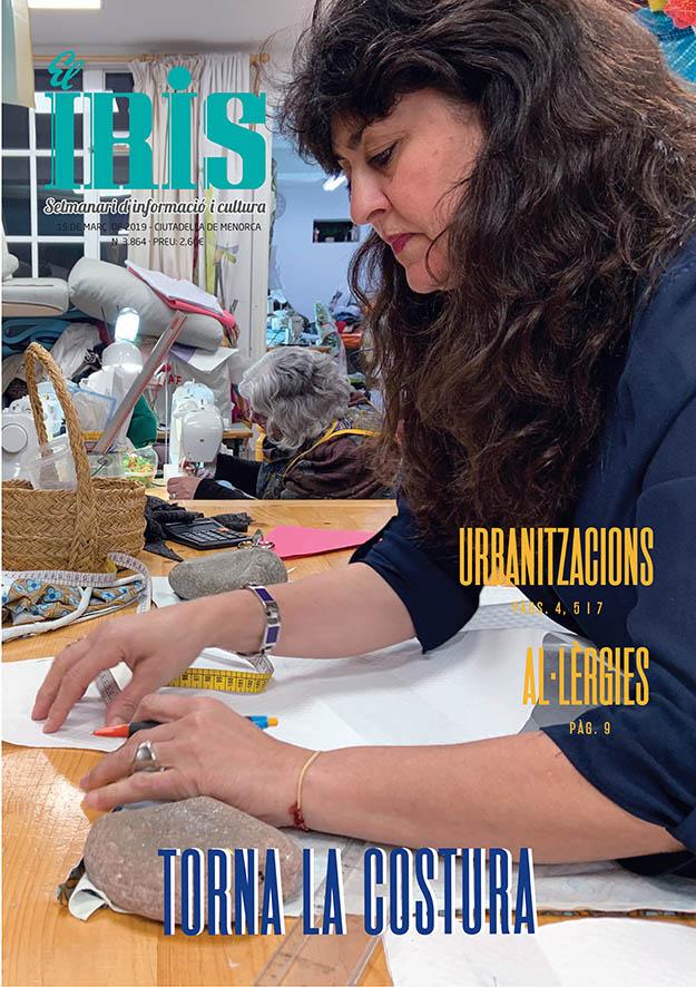 El Iris, portada 15 de Març 2019