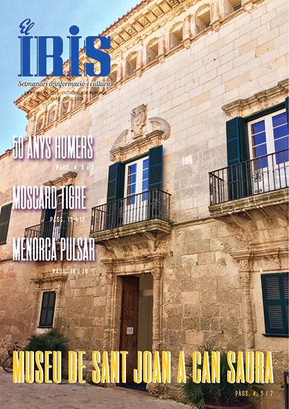 El Iris, portada 19 d' Abril 2019