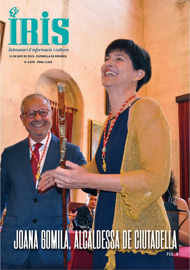 El Iris, portada 21 de Juny 2019
